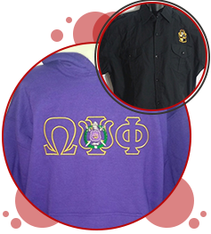 Black Fraternity Apparel - Chicago, IL